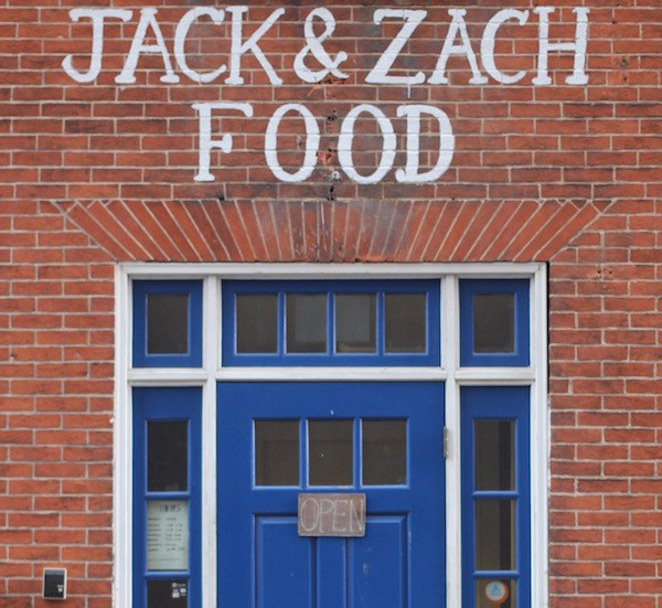 Jack and Zach Food